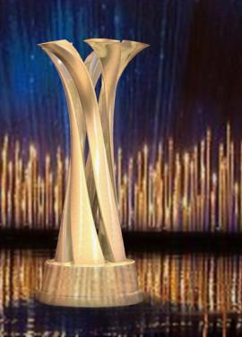 Pototipos Design. Diseño de pototipos, premios render, modelado 3D, Enrique Fernández, trofeo, premio, estatuilla,