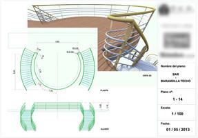 Diseño constructivo, Building design, Enrique fernandez, plano, planos, diseño, presentaciones. orion12, oriondoce, publicidad